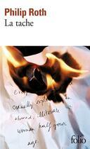 Couverture du livre « La tache » de Philip Roth aux éditions Gallimard