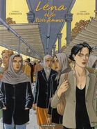 Couverture du livre « Léna T.2 ; Léna et les trois femmes » de Pierre Christin et Andre Julliard aux éditions Dargaud