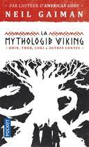 Couverture du livre « La mythologie viking » de Neil Gaiman aux éditions Pocket