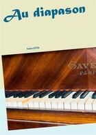 Couverture du livre « Au diapason » de Karine Lottin aux éditions Books On Demand