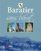 Couverture du livre « Baratier sans barat » de Collectif aux éditions Fournel