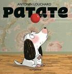 Couverture du livre « Patate » de Antonin Louchard aux éditions Seuil Jeunesse
