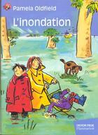 Couverture du livre « L'Inondation » de Pamela Oldfield aux éditions Pere Castor