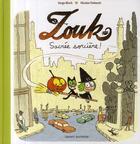 Couverture du livre « Zouk ; sacrée sorcière » de Serge Bloch et Nicolas Hubesch aux éditions Bayard Jeunesse