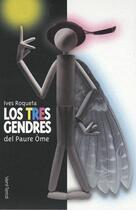 Couverture du livre « Los tres gendres ; del paure òme » de Yves Rouquette aux éditions Vent Terral