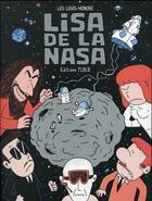 Couverture du livre « Lisa de la Nasa » de Leo Louis-Honore aux éditions Editions Flblb