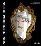 Couverture du livre « Non Intentional Design /Multilingue » de Daab aux éditions Daab