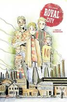Couverture du livre « Royal city T.1 ; famille décomposée » de Jeff Lemire aux éditions Urban Comics