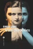 Couverture du livre « Vies dérobées » de Cinzia Leone aux éditions Liana Levi