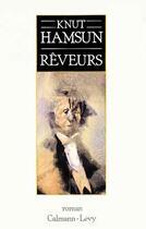 Couverture du livre « Reveurs » de Hamsun-K aux éditions Calmann-levy