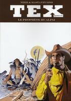 Couverture du livre « Tex special t.21 ; le prophète hualpai » de Claudio Nizzi et Corrado Mastantuono aux éditions Clair De Lune