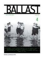 Couverture du livre « Revue ballast n4 » de Collectif aux éditions Aden Belgique