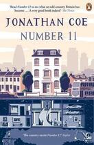Couverture du livre « NUMBER 11 » de Jonathan Coe aux éditions Adult Pbs