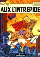Couverture du livre « Alix t.1 ; Alix l'intrépide » de Jacques Martin aux éditions Casterman