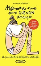 Couverture du livre « Le journal intime de Cléopâtre Wellington T.1 ; mémoires d'une jeune guenon dérangée » de Maureen Wingrove aux éditions Michel Lafon