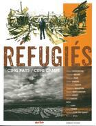 Couverture du livre « Réfugiés » de Collectif aux éditions Invenit