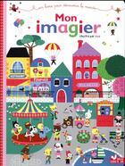 Couverture du livre « Mon imagier » de Gwe aux éditions Deux Coqs D'or