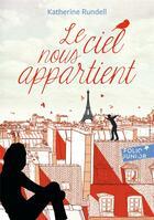 Couverture du livre « Le ciel nous appartient » de Katherine Rundell aux éditions Gallimard-jeunesse