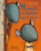 Couverture du livre « Maman m'embete tout le temps » de Genevieve Noel aux éditions Pere Castor