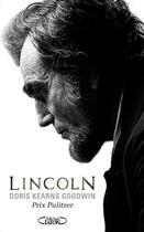 Couverture du livre « Abraham Lincoln ; l'homme qui rêva l'Amérique » de Doris Kearns Goodwin aux éditions Michel Lafon