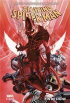 Couverture du livre « The amazing Spider-Man T.2 ; fin de ligne » de Dan Slott et Martin et Stuart Immonen aux éditions Panini
