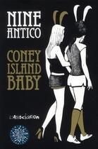 Couverture du livre « Coney island baby » de Nine Antico aux éditions L'association