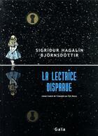 Couverture du livre « La lectrice disparue » de Sigridur Hagalin Bjornsdottir aux éditions Gaia