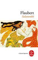 Couverture du livre « Salammbô » de Gustave Flaubert aux éditions Lgf