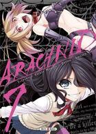 Couverture du livre « Arachnid T.7 » de Shinya Murata et Shinsen Ifuji aux éditions Soleil
