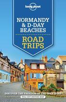 Couverture du livre « Normandy & D-day beaches (2e édition) » de Collectif Lonely Planet aux éditions Lonely Planet France
