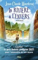 Couverture du livre « La rivière à l'envers ; INTEGRALE T.1 ET T.2 » de Jean-Claude Mourlevat aux éditions Pocket Jeunesse