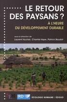 Couverture du livre « Le retour des paysans ? » de Chantal Aspe et Laurent Auclair et Patrick Baudot aux éditions Edisud