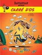 Couverture du livre « Rantanplan T.20 ; carré d'os » de Jean Leturgie et Michel Janvier et Xavier Fauche et Morris aux éditions Lucky Comics