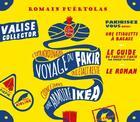 Couverture du livre « Fakir box » de Romain Puertolas aux éditions Lgf