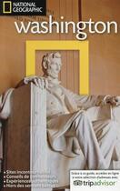 Couverture du livre « Washington » de John Thompson aux éditions National Geographic