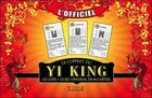 Couverture du livre « Le coffret du yi king » de Nathalie Mourier aux éditions Trajectoire