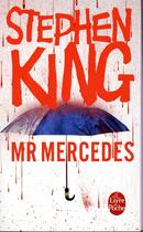 Couverture du livre « Mr. Mercedes » de Stephen King aux éditions Lgf