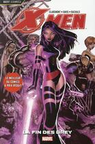 Couverture du livre « X-Men T.6 ; la fin des Grey » de Alan Davis et Chris Bachalo et Chris Claremont aux éditions Panini