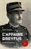 Couverture du livre « L'affaire Dreyfus » de Alain Pages et Emmanuel Hecht aux éditions Perrin