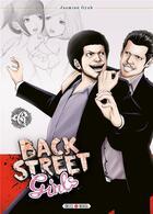Couverture du livre « Back street girls T.6 » de Jasmine Gyuh aux éditions Soleil