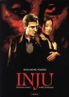 Couverture du livre « Inju » de Rampo-E+Ponzio-B aux éditions Carabas