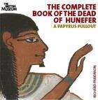 Couverture du livre « The Complete Book Of The Dead Of Hunefer /Anglais » de Parkinson Richard aux éditions British Museum