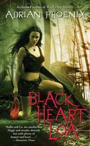 Couverture du livre « Black Heart Loa » de Phoenix Adrian aux éditions Pocket Books