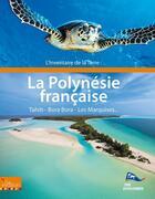 Couverture du livre « Guide évasion ; l'inventaire de la terre : la Polynésie » de Collectif Hachette aux éditions Hachette Tourisme