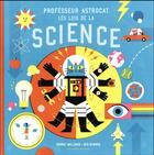 Couverture du livre « Professeur Astrocat ; les lois de la science » de Ben Newman et Dominic Walliman aux éditions Gallimard-jeunesse