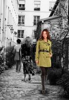 Couverture du livre « Clara, debout dans un paysage » de Patricia Lhommais aux éditions Chloe Des Lys