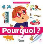 Couverture du livre « Pourquoi ? » de Anne Royer aux éditions Larousse