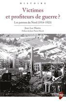 Couverture du livre « Victimes et profiteurs de guerre ? » de Jean-Luc Mastin aux éditions Pu De Rennes