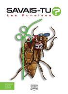 Couverture du livre « SAVAIS-TU ? T.52 ; les punaises » de Alain M Bergeron et Sampar et Michel Quintin aux éditions Michel Quintin