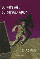 Couverture du livre « Le portrait de Dorian Gray » de Oscar Wilde aux éditions Paleo